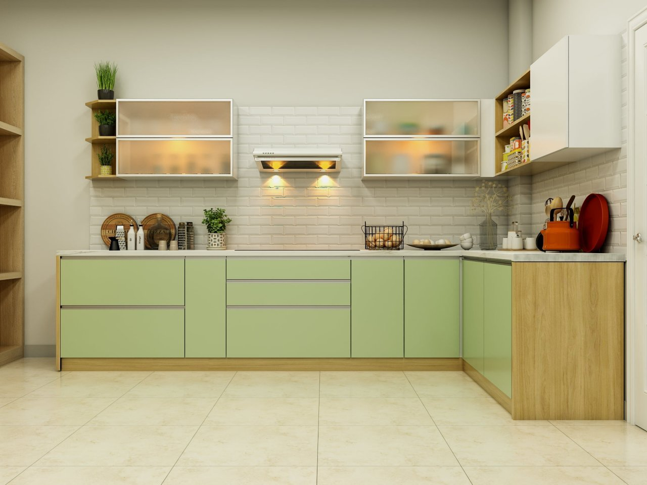 best modular kitchens in hyderabad  living curve interiors